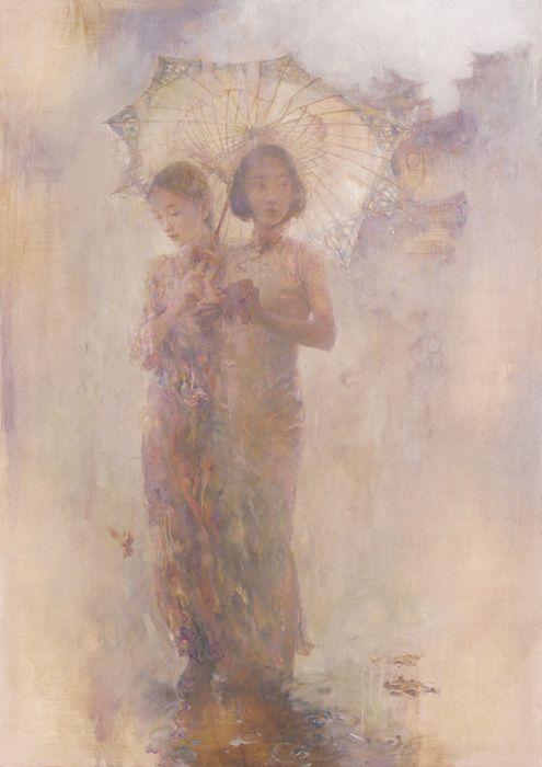 Hu Jun Di - Umbrella