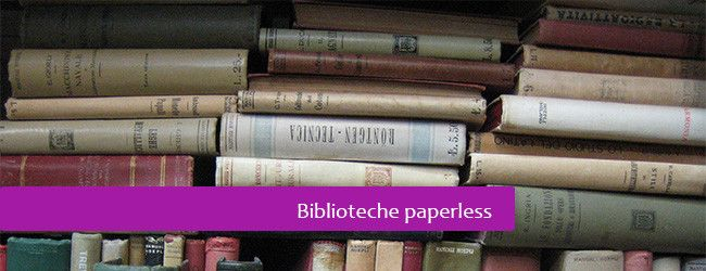 La biblioteca senza libri ‹ Tech4Eff