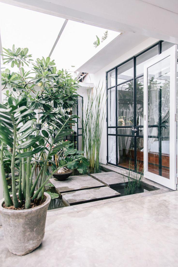 Fella Villas : Une maison en Indonésie à la déco boho etnhique