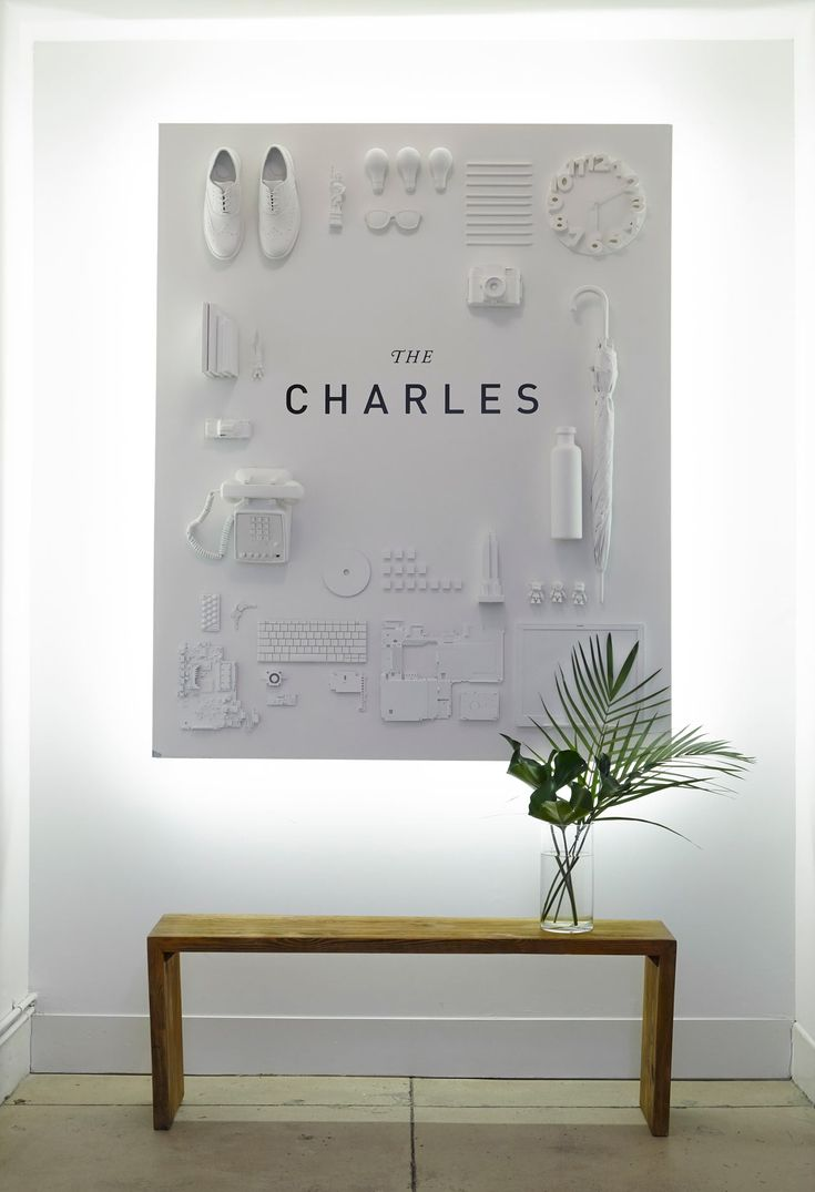 For this month's Where I Work, Aaron Edwards takes us through his work days, creative processes, and the design behind The Charles' NYC offices.