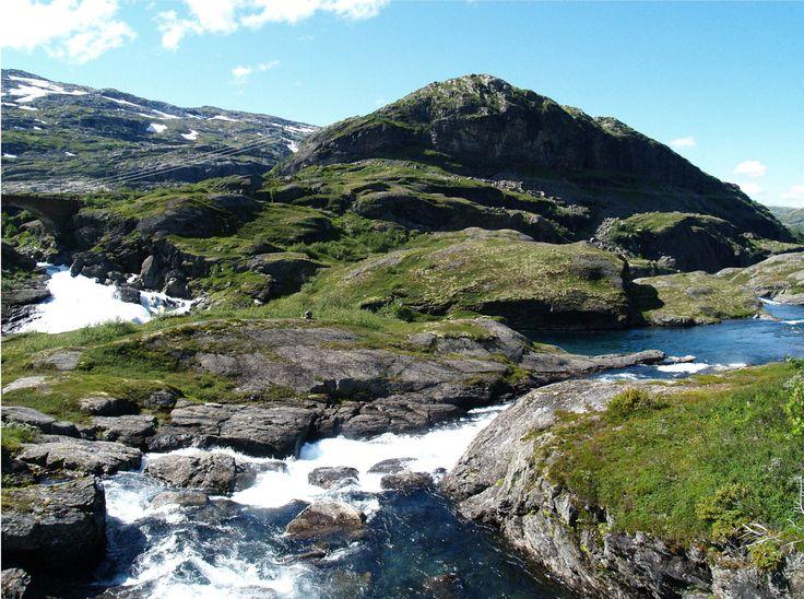 Elva som er typisk for Hardangervidda Pris 250 NOK