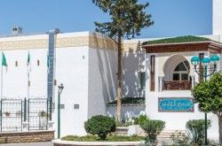 l'hôtel Le caid - http://www.welcomealgeria.com/city/bou-saada/listing/lhotel-le-caid/