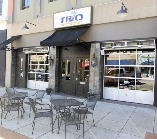 A New Restaurant In Downtown Anderson Sc Trio Of Communities Pinterest Places And South Carolina
