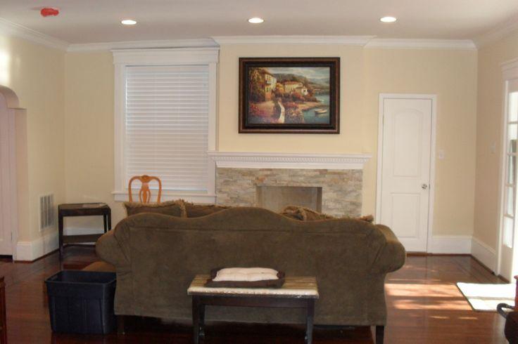 Living Room Alternate view