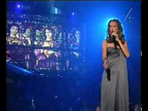 Celine Dion - Oh Holy Night LIVE HD 3D.  No one sings it better in my opinion.  I love her version!
