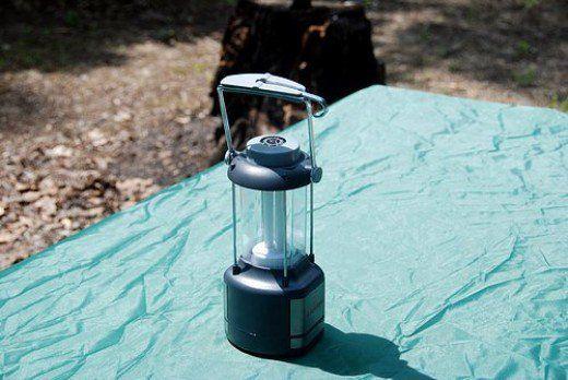Battery Powered Lantern