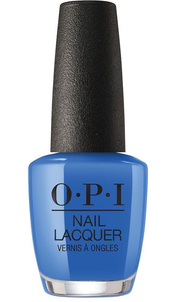 The 15 Best Spring 2020 Nail Colors Opi Blue Nail Polish Nail