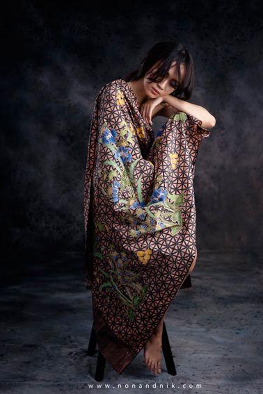 Indonesian Contemporary Batik Tulis