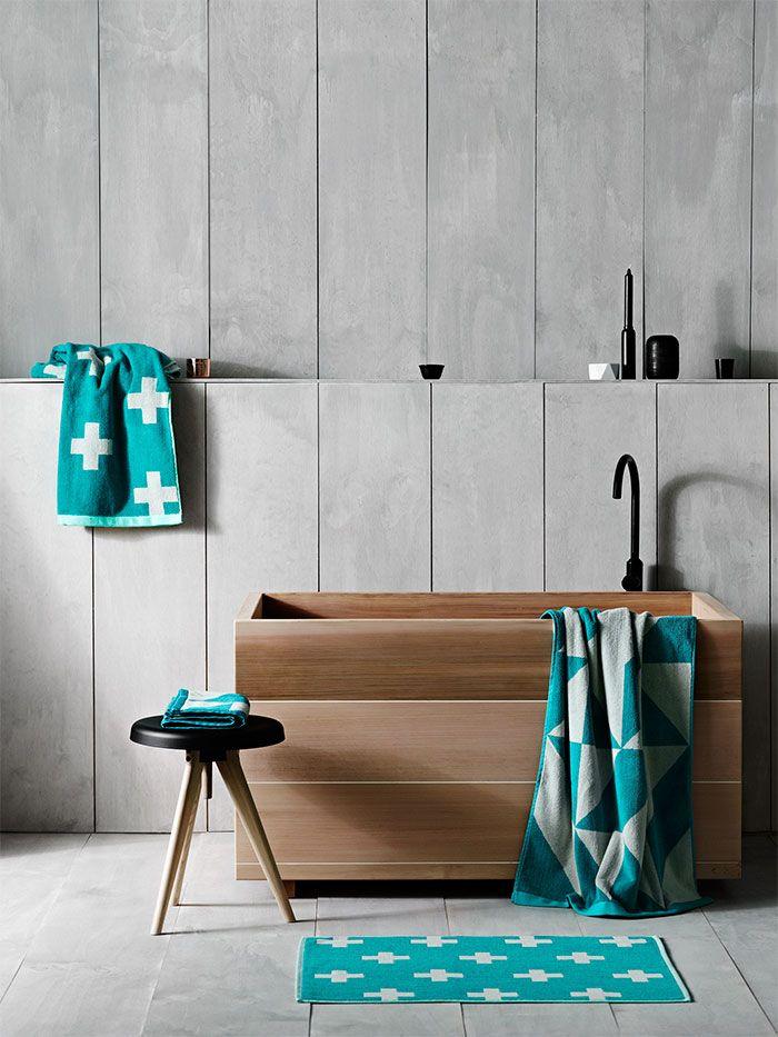 Best Bathroom Images On Pinterest Bathroom Ideas Room And - Turquoise bath towels for small bathroom ideas