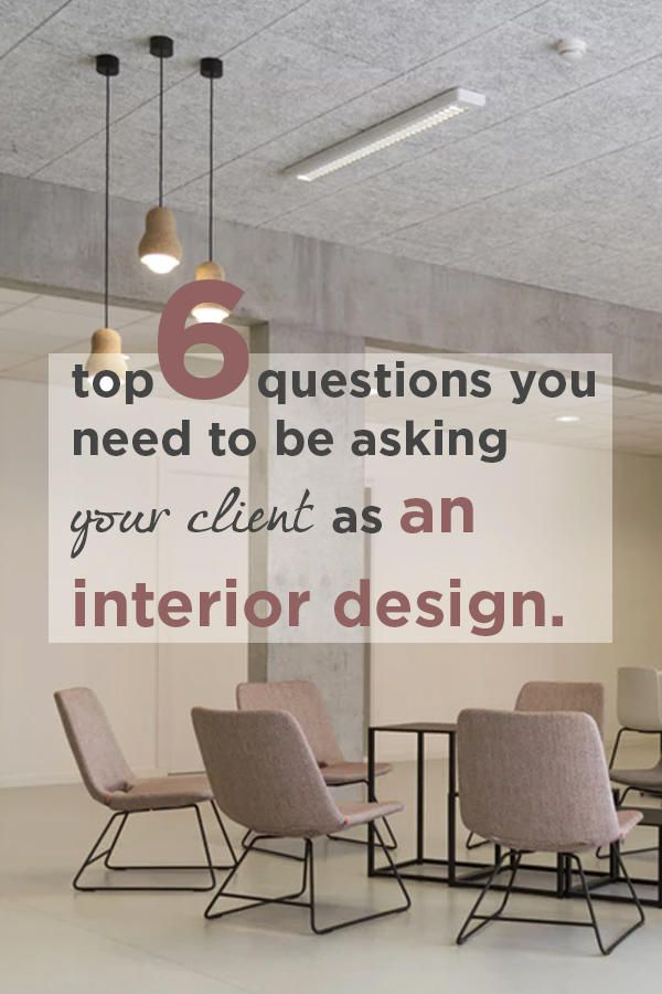 Meeting Your Client For The First Time As An Interior Designer 6 Essential Questions You Need To Ask Interior Design This Or That Questions Interior
