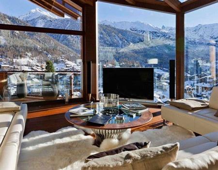 Schweiz Aussicht Wohnzimmer Einrichten Dachterrasse Landschaft Sonstiges Wohnraum Wintergarten Inneneinrichtung
