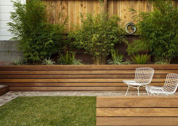 les 25 meilleures id es de la cat gorie jardin minimaliste sur pinterest moderne et. Black Bedroom Furniture Sets. Home Design Ideas
