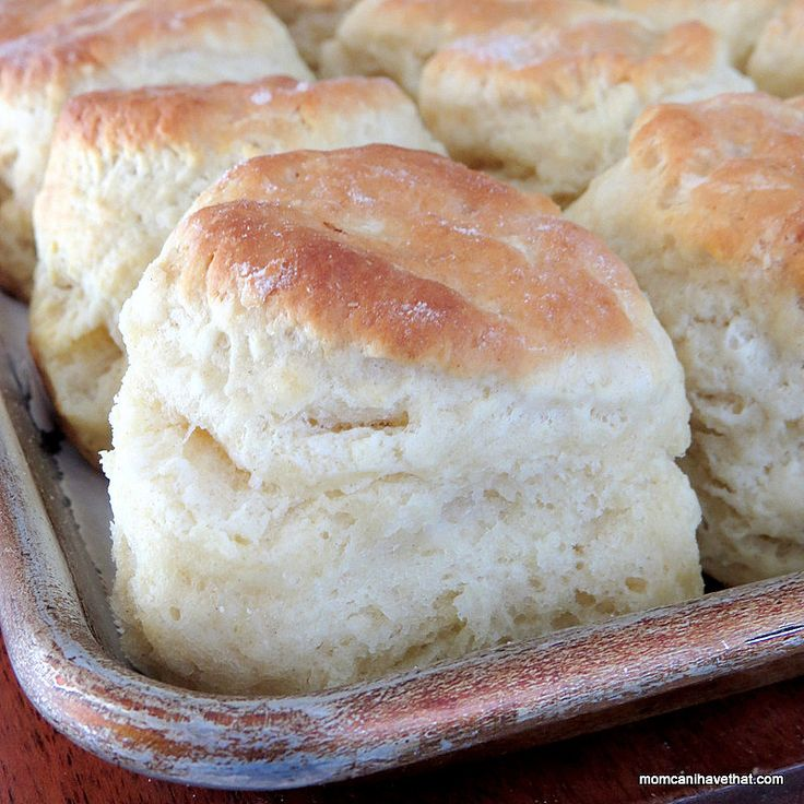 Fluffy Buttermilk Biscuits - Scratch. With simple ingredients comes simple goodness. Classic light & fluffy biscuits.