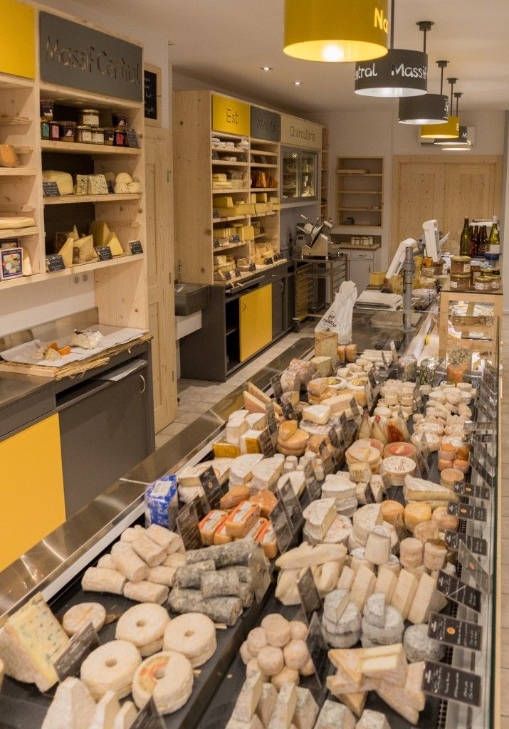 L'art de la fromagerie // French cheese store in Marseille !