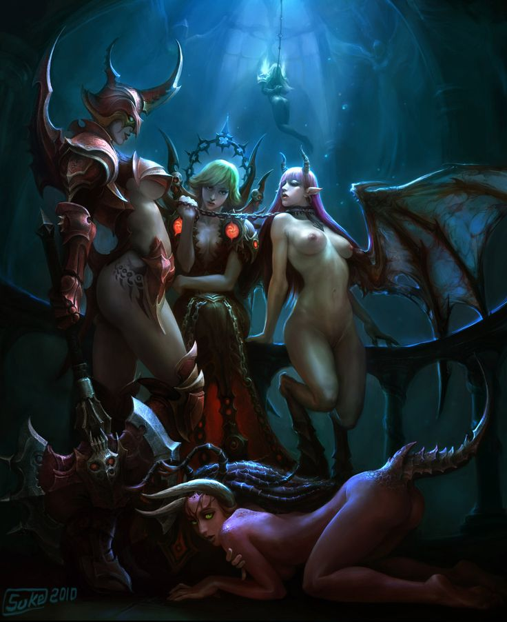 World of warcraft succubus nude all