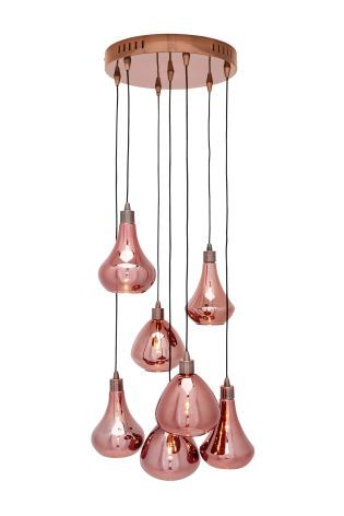 Buy Malmo 7 Light Ceiling Pendant from the Next UK online shop