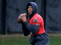 Cam Newton officially starts throwing again for Panthers