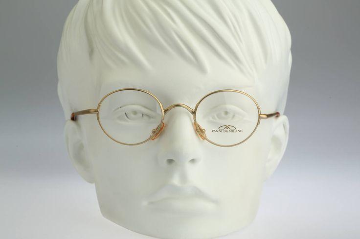 Vanni Mod 502 C66 / Vintage eyeglasses / NOS / 90s optical frame by CarettaVintage on Etsy