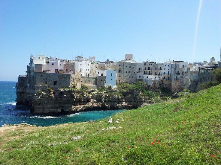 Polignano a mare-Puglia-Italy