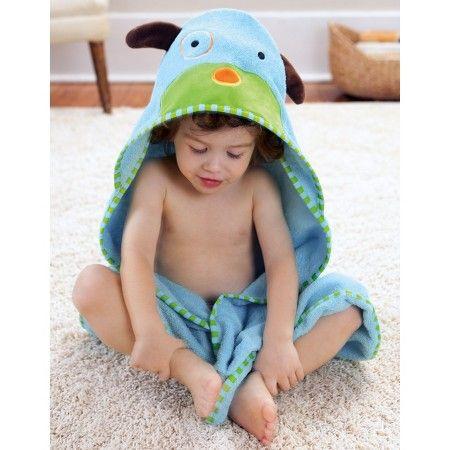 Skip Hop Zoo Little Kids & Toddler Towel and Mitt Set, Dog : Target