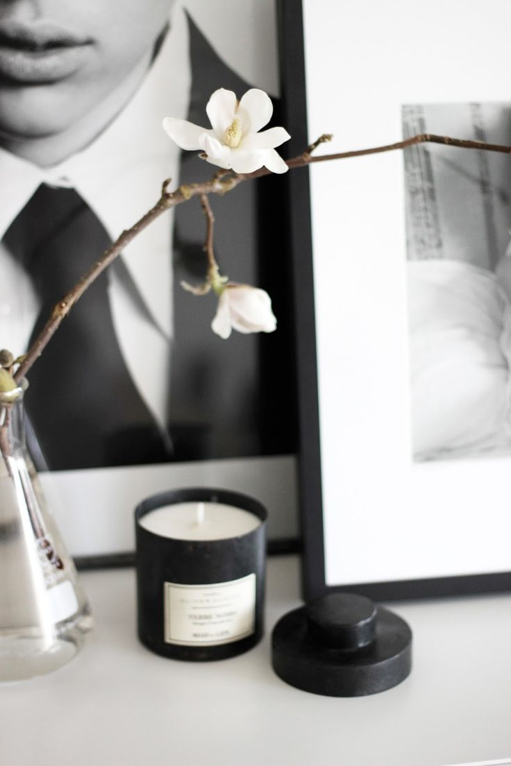 magnolia, mad et len, scarlett johansson, fotografiska, scandinavian interior, via http://www.scandinavianlovesong.com/
