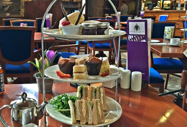 Spa Day and Afternoon Tea at The Bowfield Hotel and Country Club