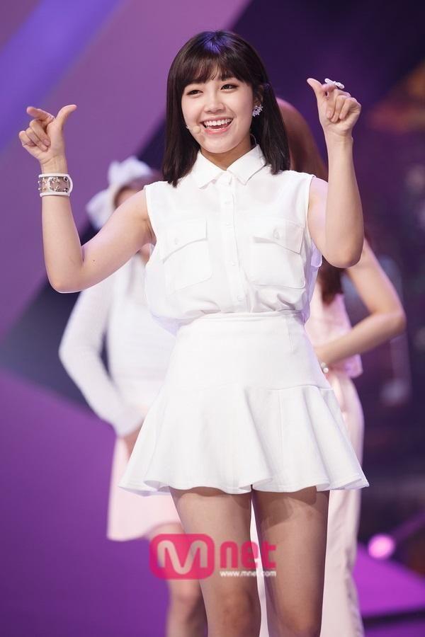 Eunji!