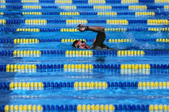 The Iron You: A Triathlete Beginner's Swimming Workout (That Everybody Can Use)