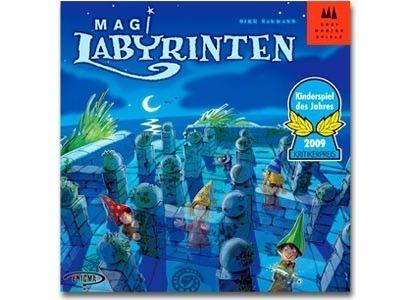 Magilabyrinten Brettspill - Norsk utgave Årets barnespill i Norge 2010