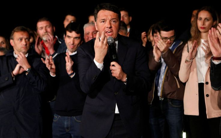 Matteo Renzi réélu à la tête du Parti démocrate
