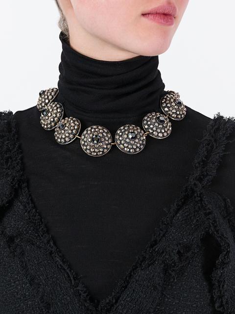 Jean Paul Gaultier Vintage collier clouté