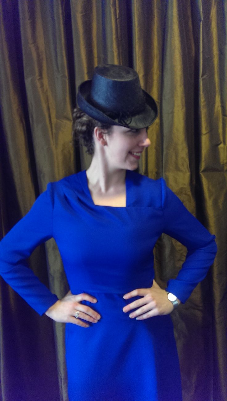 Lauren J Ritchie - Black Riding Hat The Dressmaker Literacy Lunch with Rosalie Ham Wangaratta