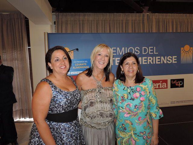 ELAINE BROWN AND MACS ARE HONOURED IN THE VOZ DE ALMERÍA VIII LEVANTE AWARDS - http://www.theleader.info/2017/07/02/elaine-brown-macs-honoured-voz-de-almeria-viii-levante-awards/