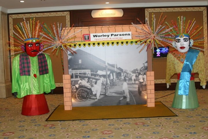 Event Organizer Evio Productions Jakarta's photos in Worley Parsons