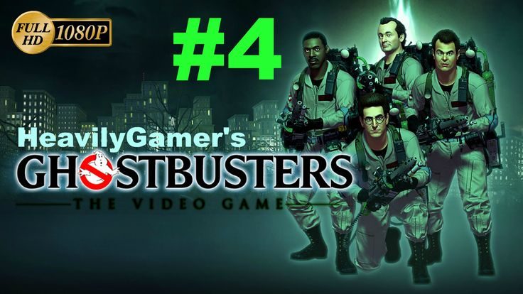 Ghostbusters The Video Game Gameplay Walkthrough (PC) Part 4:Public Libr...