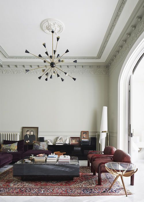 tall ceilings