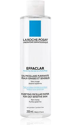 Todo sobre Effaclar, un producto en el campo de Effaclar por La Roche-Posay recomendado para Piel grasa con imperfecciones. Consejo experto gratuito