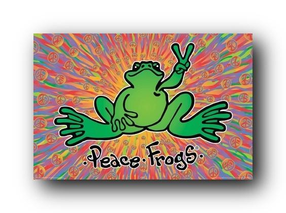 Peace Frog!!!