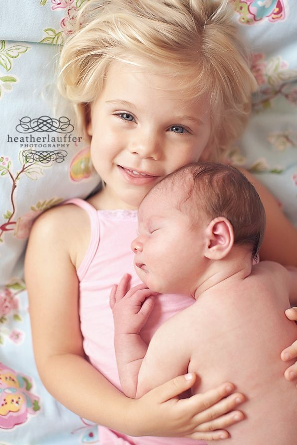 big sister, little sister. Seriously, this is too much.