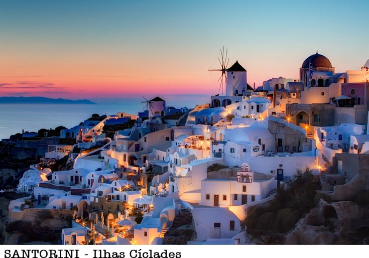 Ilhas Gregas para conhecer