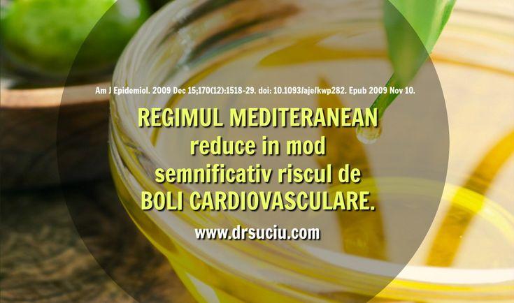Photo Regimul mediteranean si bolile cardiovasculare - drsuciu