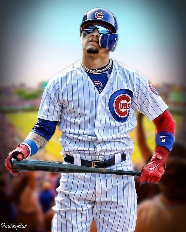 Javier Baez Chicago Cubs 9 Chicago Cubs Baseball Cubs Players Cubs Team
