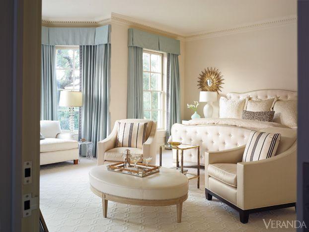 A Softly Luminous Bedroom