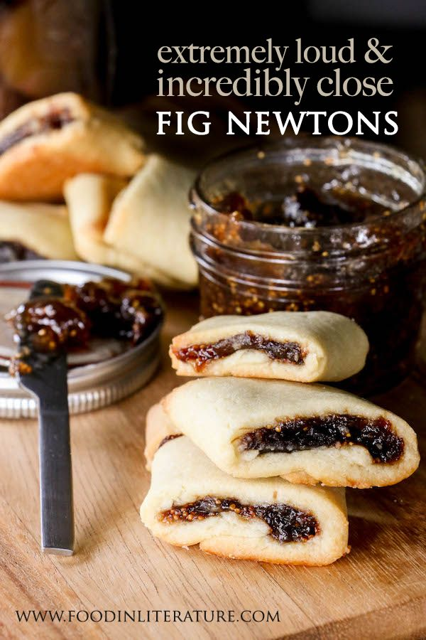 Fig Newtons | Extremely Loud and Incredibly Close Recipe on Yummly. @yummly #recipe