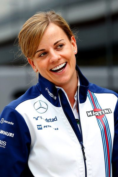 Susie Wolff Photos Photos F1 Grand Prix Of Great Britain
