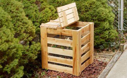 Compost Bin (DIY, Dremel)