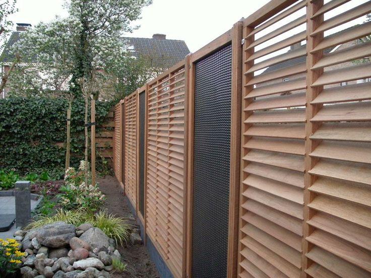 Perfekter Zaun Sichtschutzzaun garten, Hinterhof designs