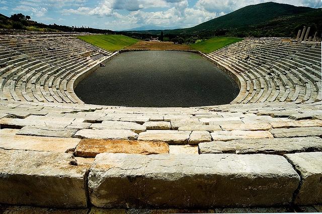 Messinia | Ancient stadium