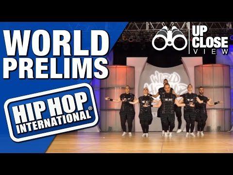 (UC) X-Adows - Spain (Adult Division) @ HHI's 2015 World Prelims - YouTube (Vestuario Diseñado y confeccionado por ARQUIMEDES LLORENS)