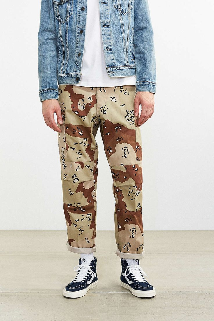 Rothco Desert Camo B.D.U. Pant | Pants, Catalog and Camo pants